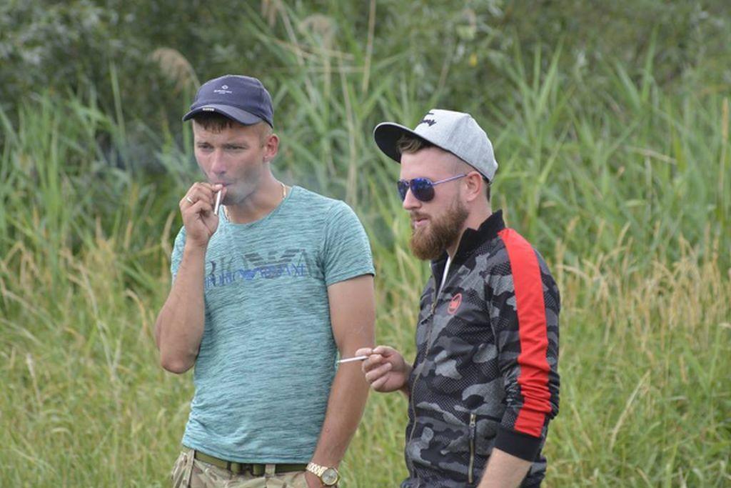 papierosek i do roboty